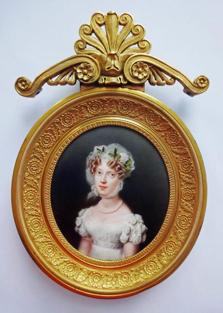 , 'Caroline of Naples and Sicily, Duchess of Berry,' ca. 1820, Elle Shushan
