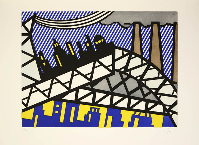, 'La Nouvelle Chute de l'Amérique:,' 1992, Shapero Modern