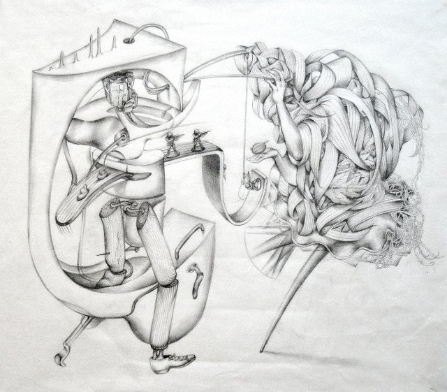 , 'Marriage #8,' 2009, ART MORA
