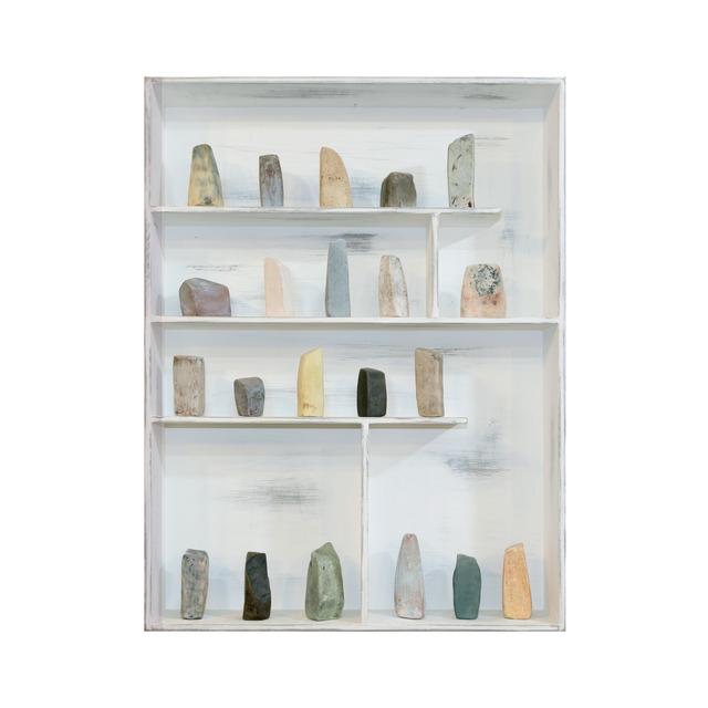 , 'Caja # CSG01 Servicio Geológico Ápex,' 2018, Salón Comunal