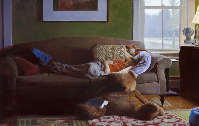 , 'Stay at Home Day,' , Dowling Walsh