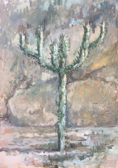 , 'Cactus,' 2017, Robert Eagle Fine Art