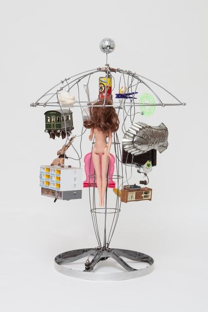 , 'Merry go round,' 2015, Galerie Kunstkomplex