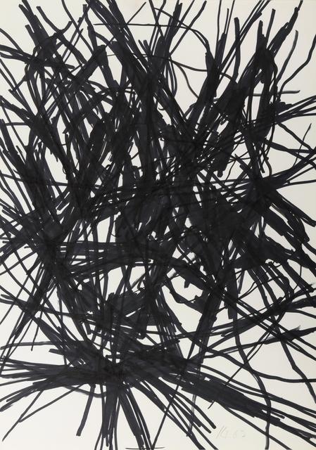 , '63/037,' 1963, Galerie Utermann