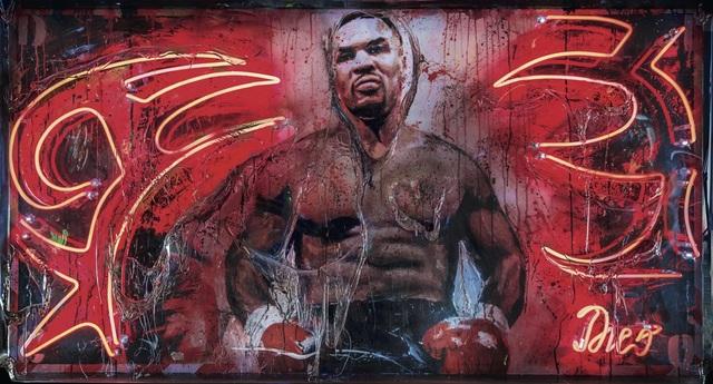 , 'Tyson,' , SimonBart Gallery