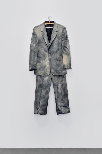, 'VERACHTUNG,' 2014, Galerie Christophe Gaillard