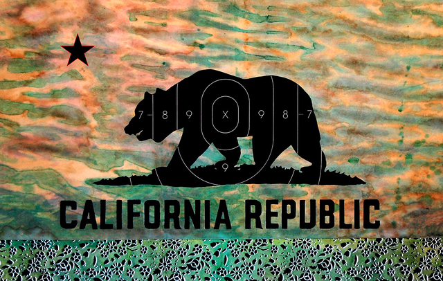 , 'California Republic,' 2015, Robert Berman Gallery