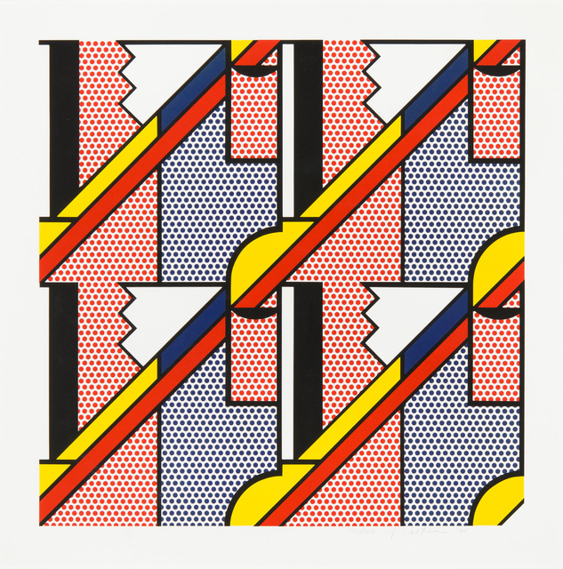 , 'Modern Print,' 1971, Christopher-Clark Fine Art