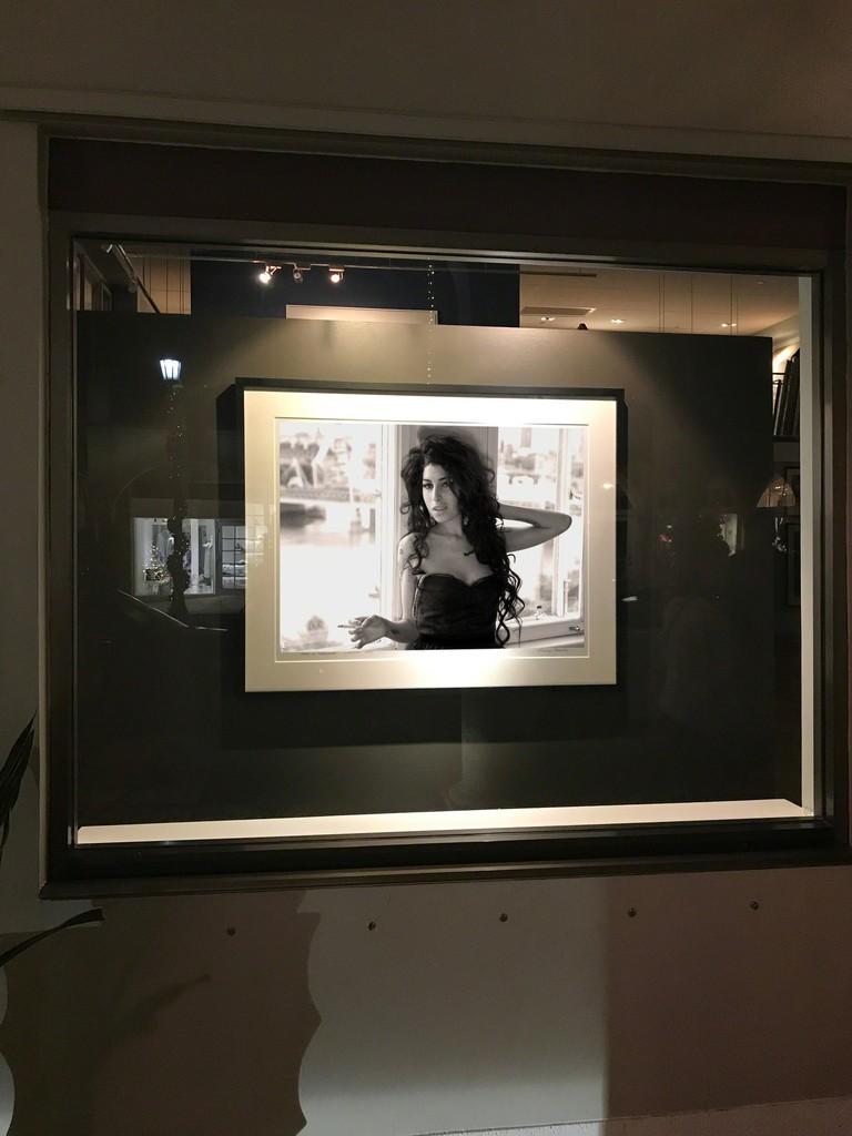 Harry Benson, Amy Winehouse, London, 1977