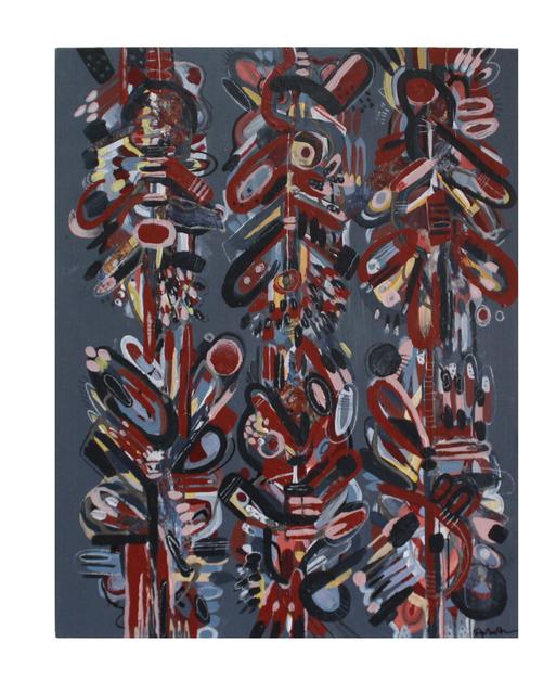 , 'Regalia Reflected,' 2017, Lyons Wier Gallery