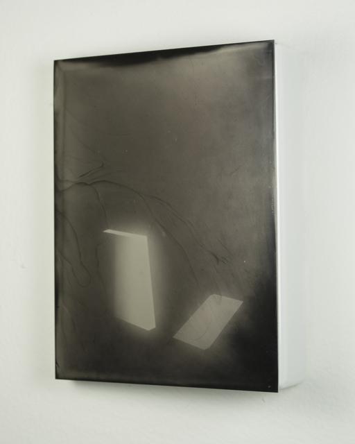 , '3D Square with Shadow 4,' 2016, Morgan Lehman Gallery