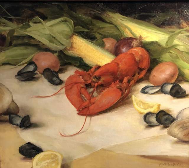 Gracie Devito, 'Lobster Boil', Anderson Fine Art Gallery