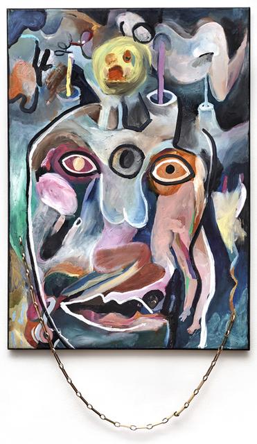 , 'Las dos caras #8,' , Mite