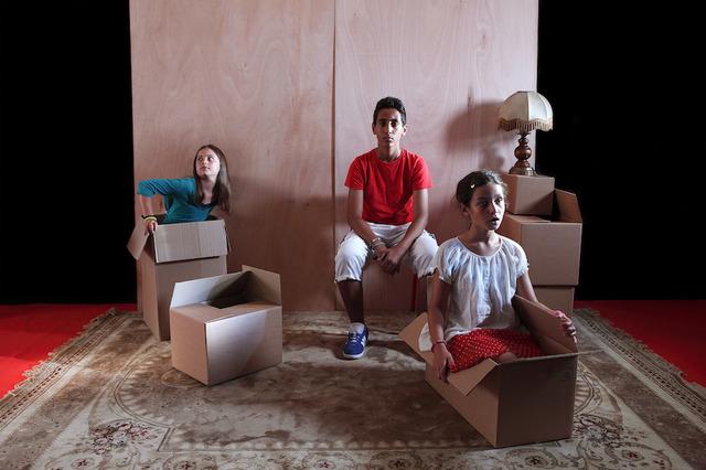 , 'Jeux d'enfants,' 2014, Officine dell'Immagine