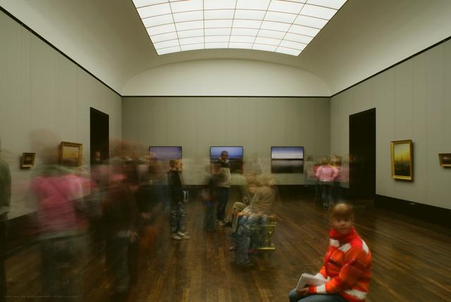 , 'Lustgarten Berlin (16.43-16.48 Uhr, 8.6.2008),' 2008, Casa Nova Arte e Cultura Contemporanea