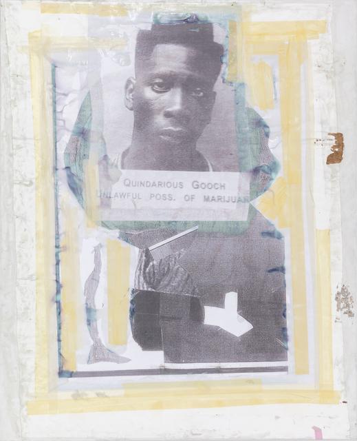 Moshekwa Langa, 'Surrogate Portrait of Matlatša Rangoanasha', 2018, Stevenson