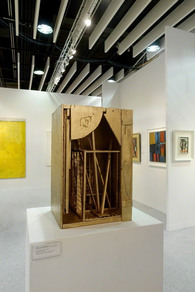 Installation view - The Armory Show | Insights - Booth 206