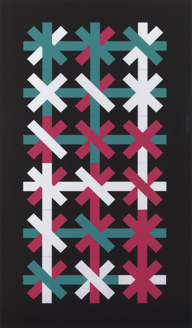 , 'Double Crosses,' ca. 2012, Waterhouse & Dodd
