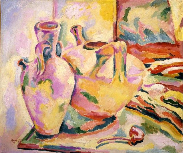 Georges Braque, 'Nature morte aux pichets', 1906, MK Fine Art