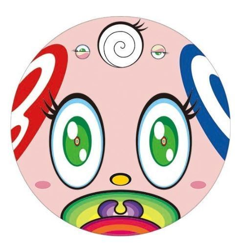 Takashi Murakami, 'We Are The Square Jocular Clan (Rainbow) (5)', 2018, Print, Offset lithograph, Lougher Contemporary