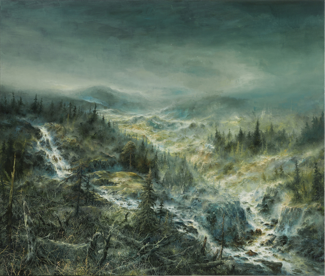 , 'Winterfell,' , MAKASIINI CONTEMPORARY