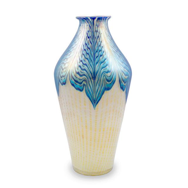 , 'Large Vase Loetz decor Phenomen Genre 2/187 ca. 1902 ,' ca. 1902, Kunsthandel Kolhammer