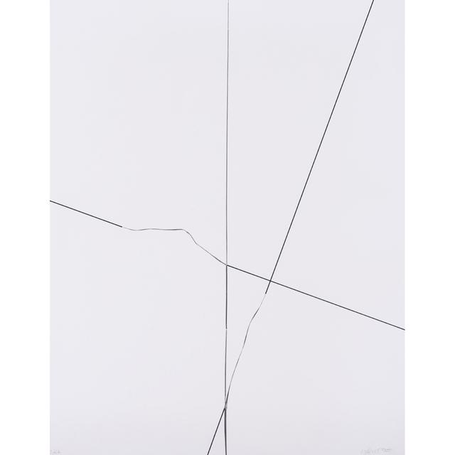 François Morellet, 'Géométrie n°141', 1983, PIASA