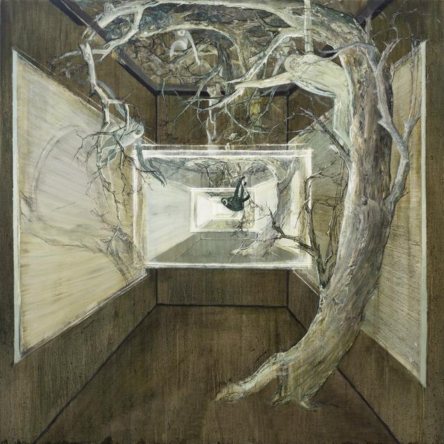 , 'Inter-gazing No.3 ,' 2012, Amy Li Gallery