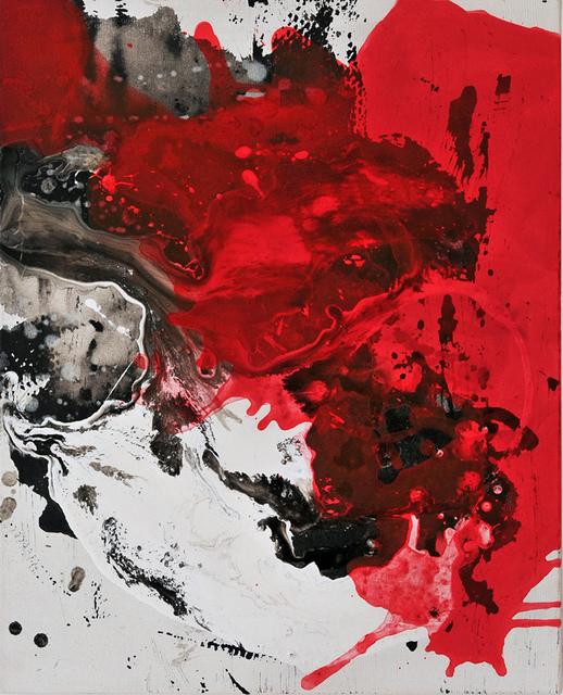 , 'Lotus Rising Study no 8,' 2016, E-Moderne Gallerie