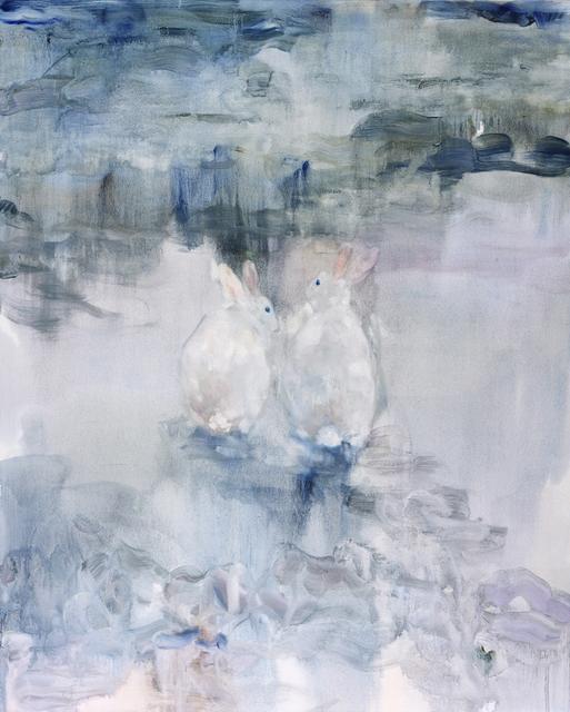 , 'Velvet (whisper),' 2018, Bau-Xi Gallery