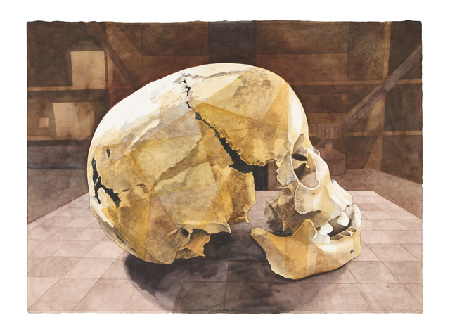 , 'Child Skull II,' 2015, Goodman Gallery