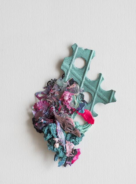 Carla Escoffery, 'Under pressure', 2018, Galería Arteconsult