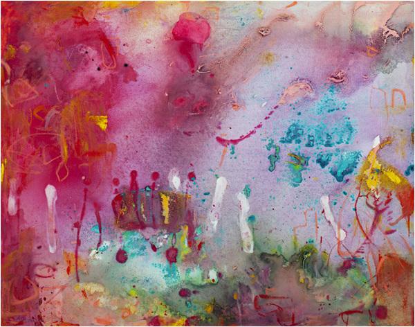 , 'Neon-A-Go-Go II,' 2010, David Barnett Gallery