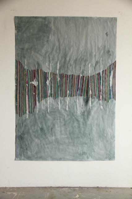 , 'hierzwischenda,' 2015, Bernhard Knaus Fine Art