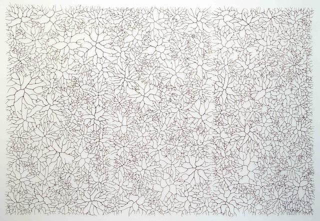 , 'Insula,' 2016, Galerie Maria Wettergren