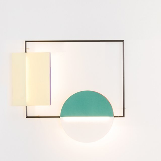 , 'the Vaalbeek project - paper wall light,' 2016, Victor Hunt Designart Dealer