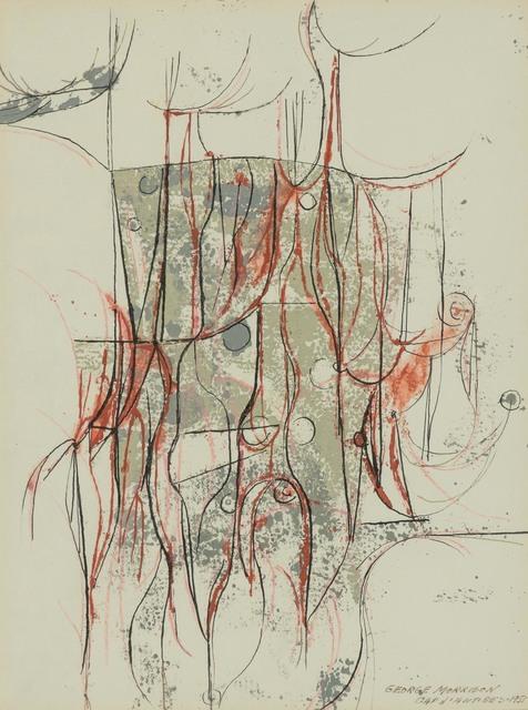 George Morrison, 'Untitled', 1953, Doyle
