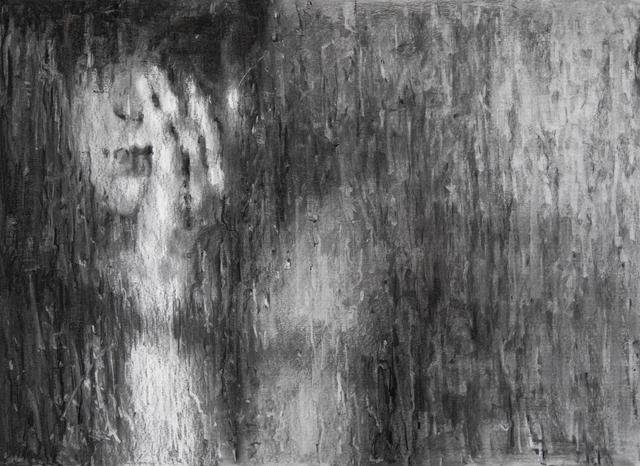 , 'Rain Drawing,' 2018, Forum Gallery