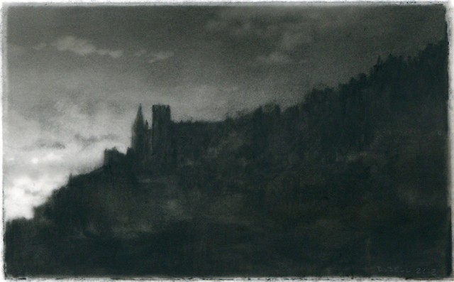, 'Burg, twilight,' 2012, Corey Daniels Gallery
