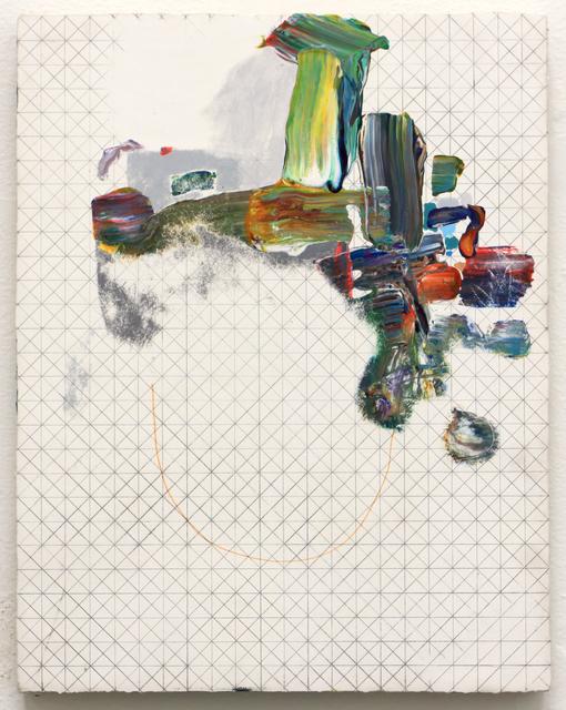 , 'Untitled 6,' 2016, Mark Moore Fine Art