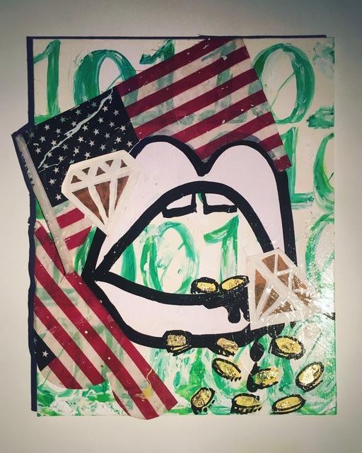 , 'America Q Pasa,' 2017, MvVO ART
