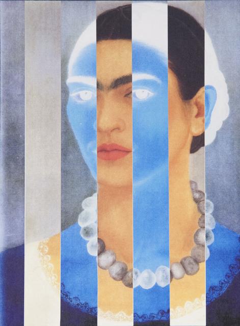 , 'Frida Neg / Pos,' 2014, Carter Burden Gallery