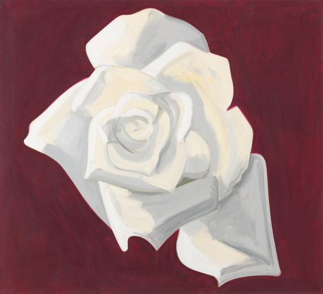 Alex Katz, 'Untitled (Rose)', 1966, Kasmin