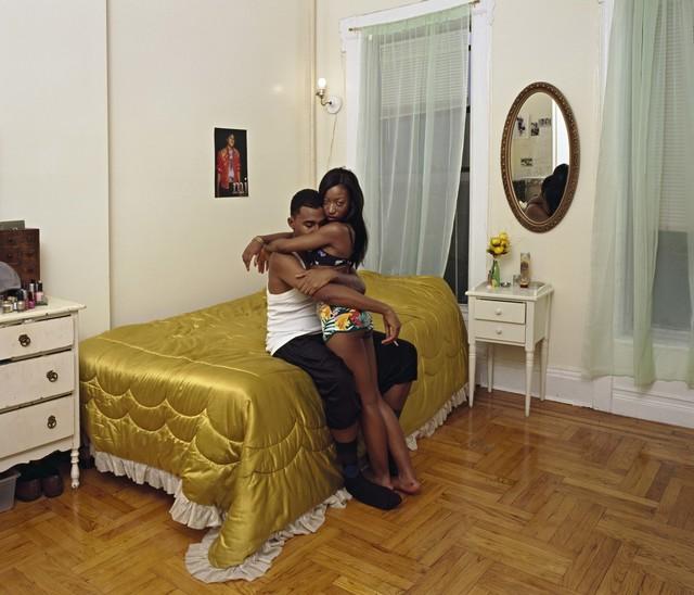 , 'Binky & Tony Forever,' 2009, Rhona Hoffman Gallery