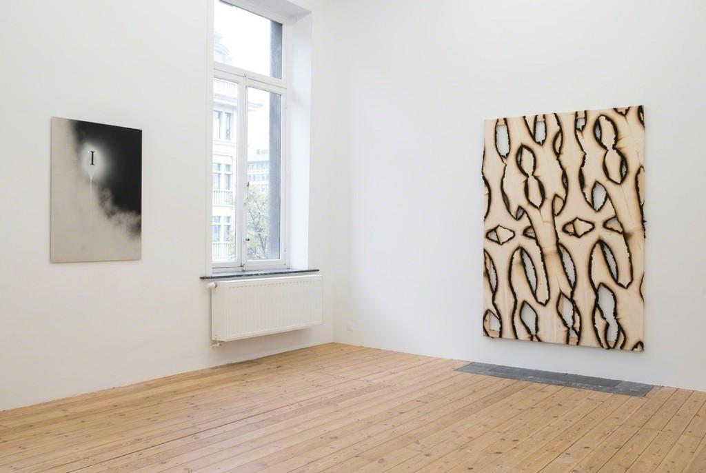 Paravent, 2016, Exhibition view