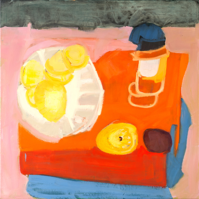 , 'Fruit on Orange Box,' , Cerulean Arts