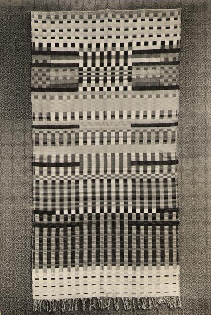 Bauhaus Weaving Workshop, 'Bauhaus Textile', 1919-1933, Black Mountain College Museum and Arts Center