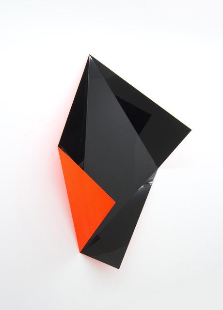 , 'No. 328 - Fold,' 2012, BISCHOFF/WEISS