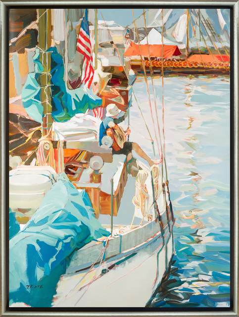Josef Kote, 'Morning Song Mystic', Merritt Gallery