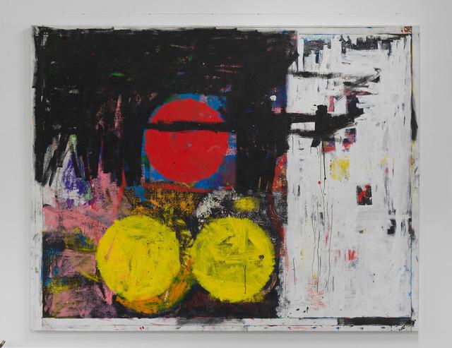 , 'Black Peter,' 2018, Gagosian